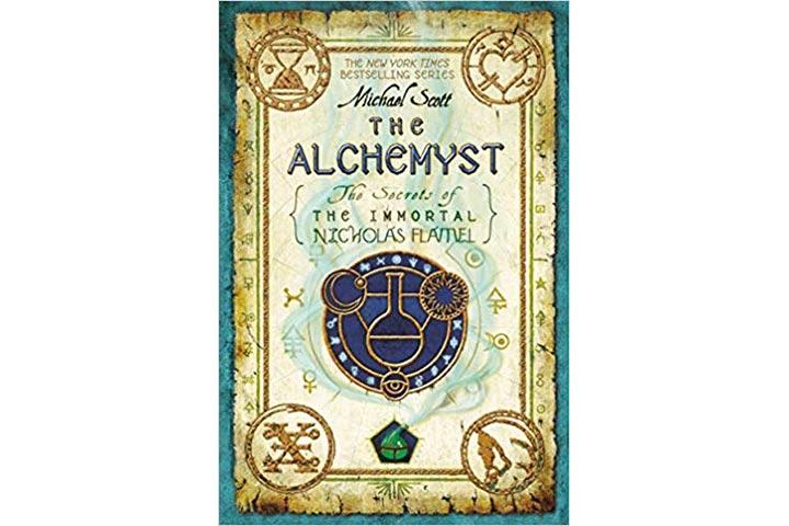 13. The Alchemyst The Secrets of the Immortal Nicholas Flamel