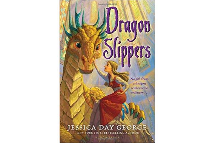 15. Dragon Slippers