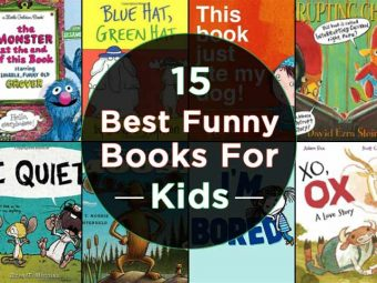 15 Best Funny Books For Kids in 2021