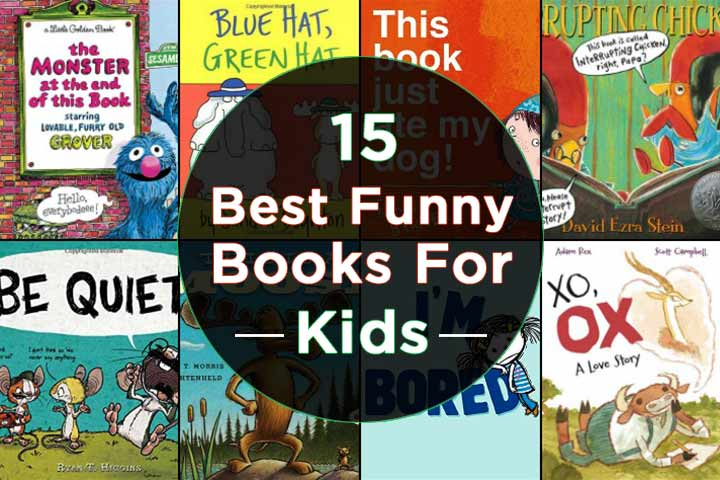 15 Best Funny Books For Kids