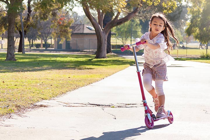 15 Best Scooters for Kids In 2019