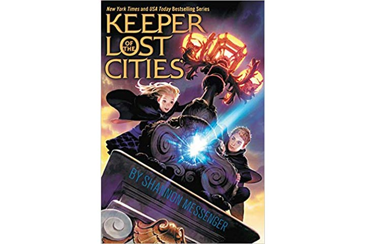 17. Keeper of the Lost Cities