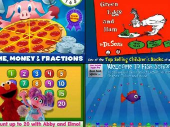 21 Best Reading Apps For Kids aged 3-12 years