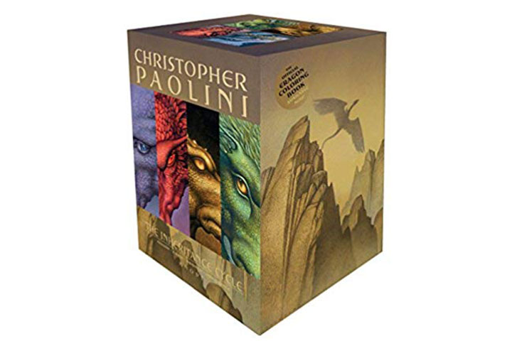22. The Inheritance Cycle Series
