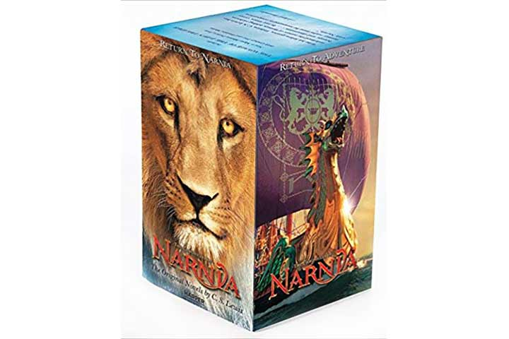 6. The Chronicles of Narnia Series