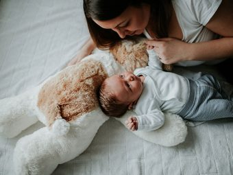 7 Of The Hardest Things About Being a New Mom
