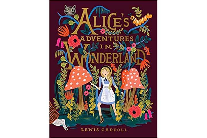 8. Alice's Adventures in Wonderland (Alice in Wonderland)