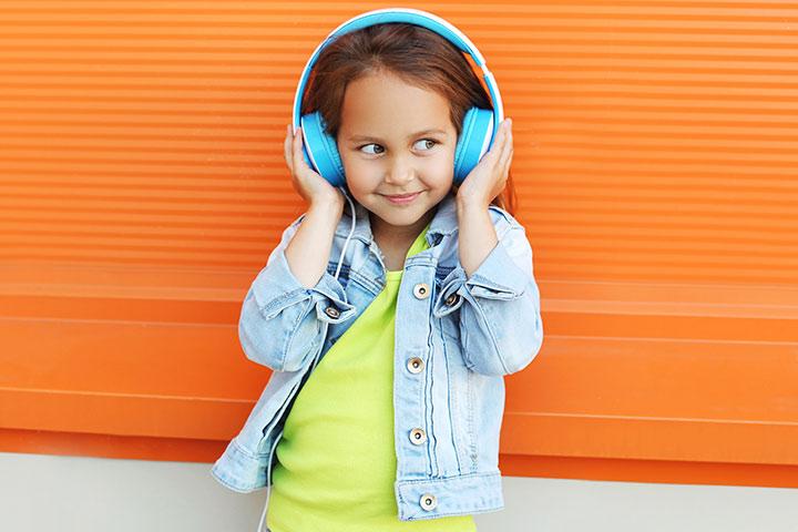 Are headphones good for children