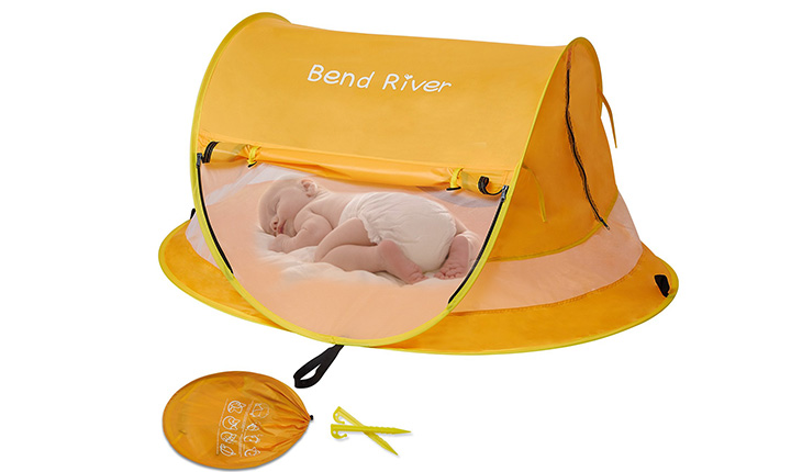 Bend River Baby Tent