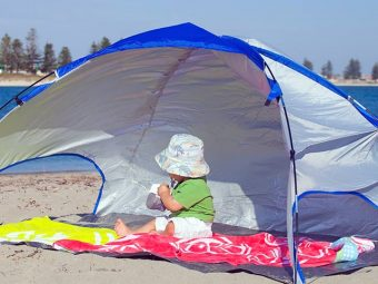 11 Best Baby Beach Tents To Buy In 2021