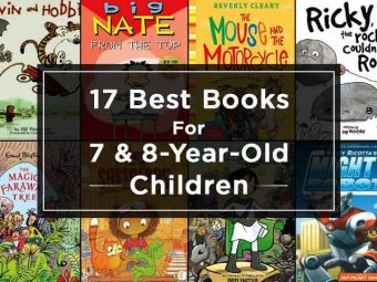 17 Best Books For 7 And 8-Year-Old Children