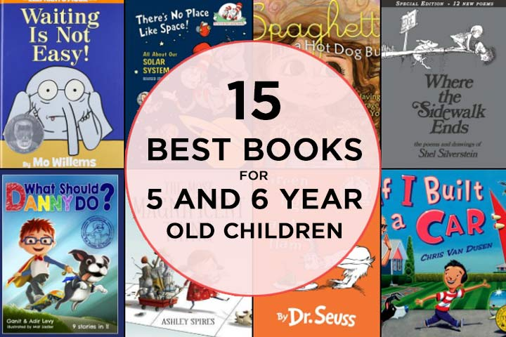 Best Books for 5