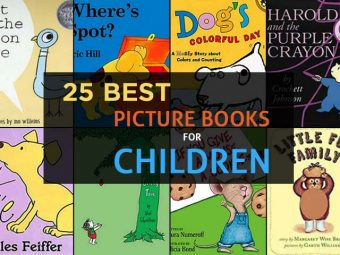 25 Best Picture Books For Children