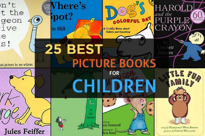 Best Picture Books For Children