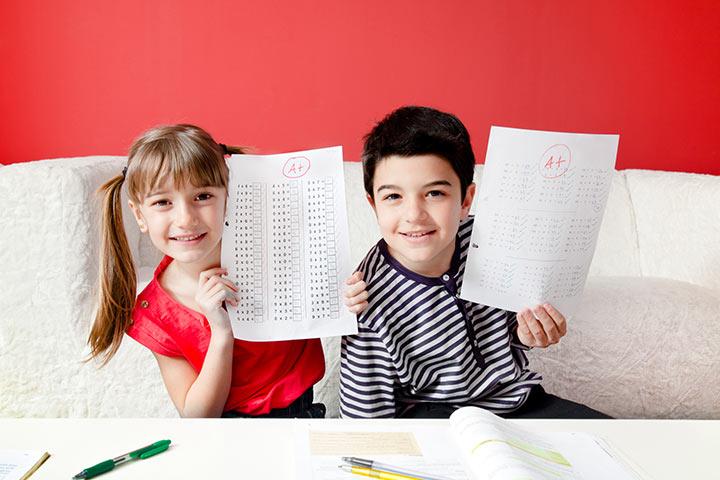 Better grades ensure a bright future