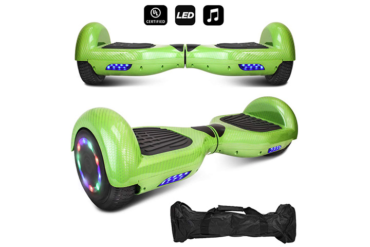 CHO Electric Smart Self Balancing Hoverboard