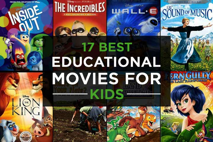 Top 17 Best Educational Movies For Kids