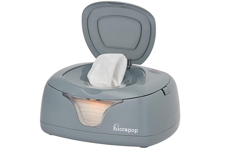 Hiccapop Baby Wipe Warmer And Baby Wet Wipes Dispenser