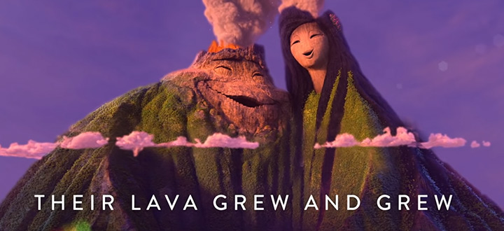 Lava you from Lava