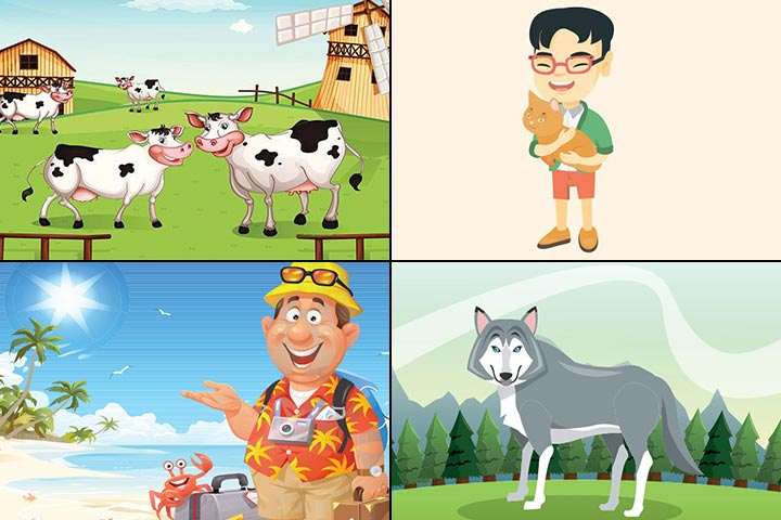 Moral Stories For Kids - Bengali