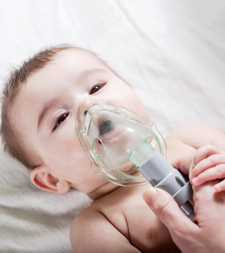 Nebulizers For Babies How Do They Work
