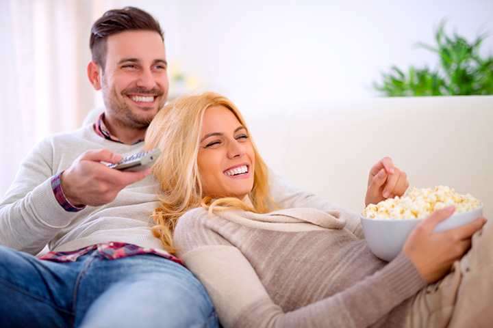 Organize classic movie nights: