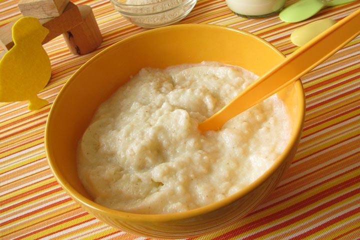 Porridge cereal