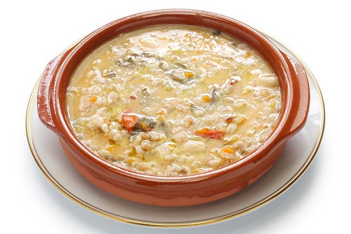 Porridge khichadi
