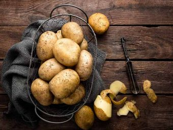 Potato-rich diet 'may increase pregnancy diabetes risk'