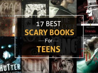 17 Best Scary Books For Teens