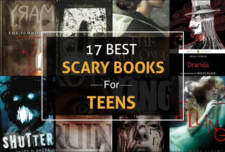 Scary Books For Teens