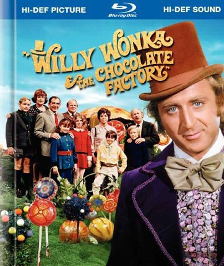 Willie Wonka And The Chocolate Factory