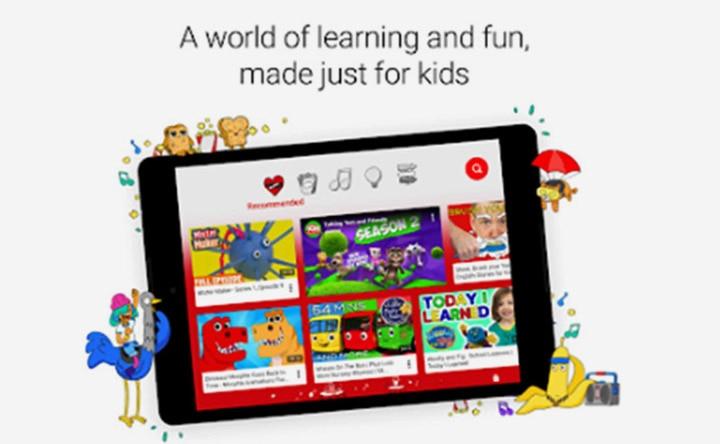 YouTube Kids b