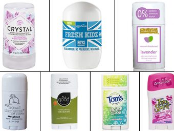 13 Best Deodorants For Kids To Buy In 2020