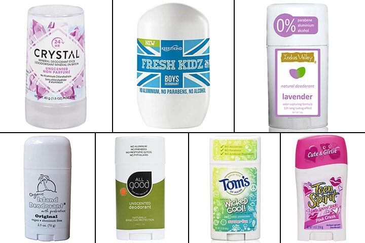 13 Best Deodorants For Kids To Buy In 2021