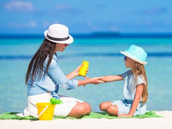 15 Best Sunscreens For Kids In 2021