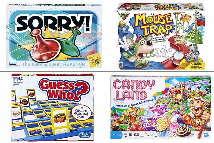 20 Best Family Board Games To Play At Leisure