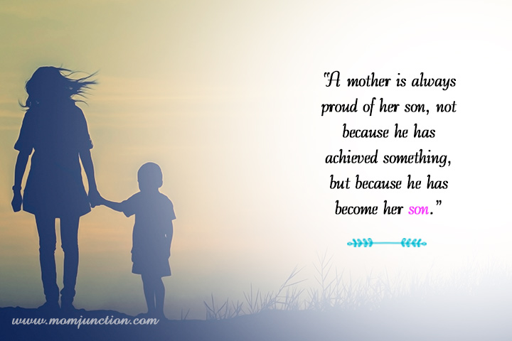101 Heart Warming Mother And Son Quotes