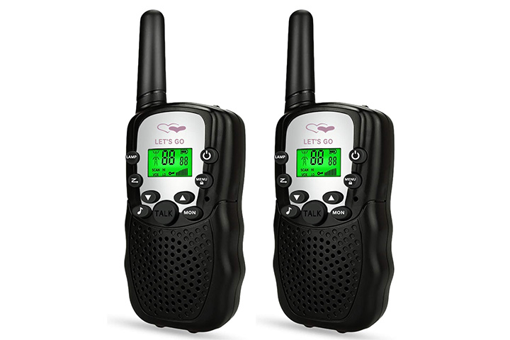 ATOPDREAM Long Range Walkies Talkies for Kids