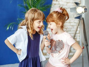 15 Best Karaoke Machines For Kids To Buy In 2021