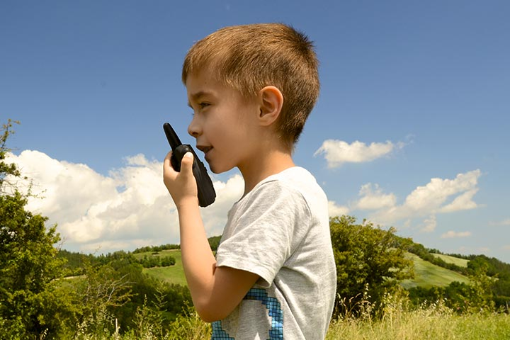 Best Walkie Talkies For kids To Buy In 2019