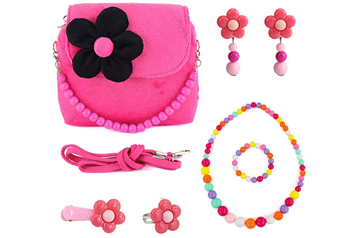 CMK TRENDY KIDS Handbag Set For Little Girls