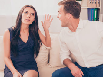 7 Ways To Deal With An Angry Spouse