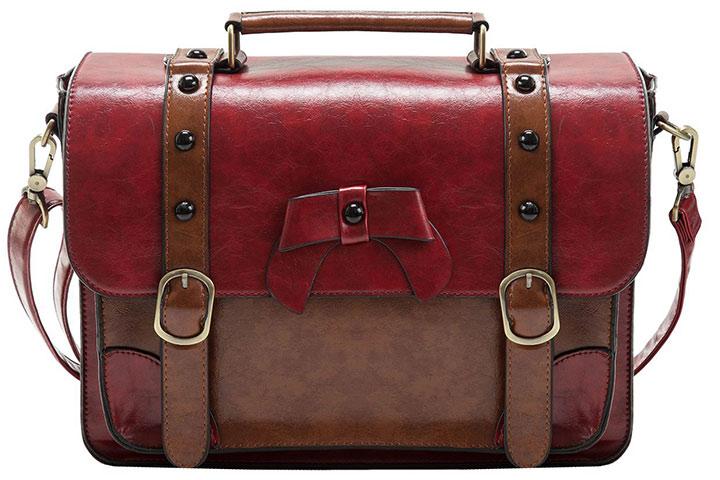 ECOSUSI Vintage Handbag