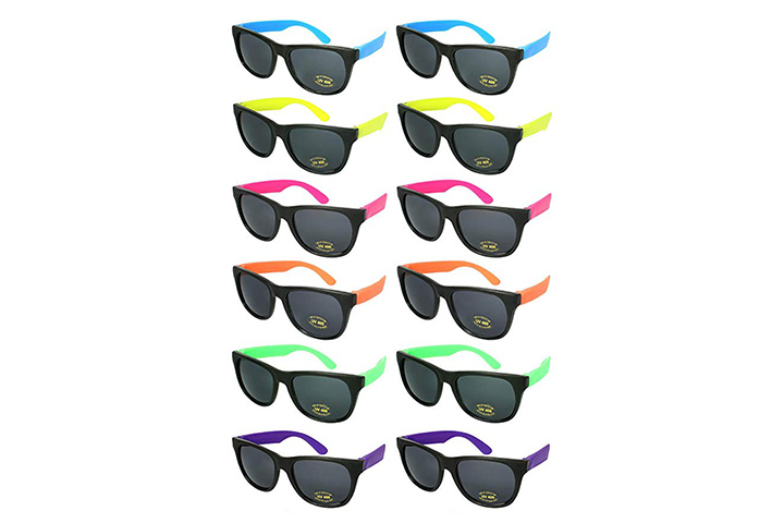Edge I-Wear Neon Party Sunglasses