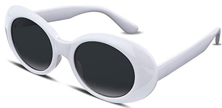FEISEDY Clout Goggles Kurt Cobain Sunglasses