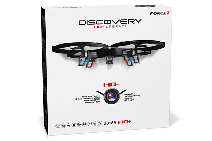 Force1 Discovery HD