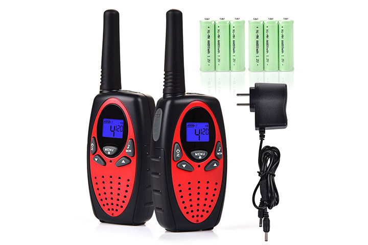 Funkprofi Walkie Talkies for Kids