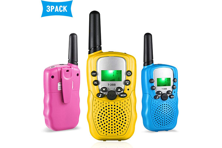 HOCOMO Walkie Talkies for Kids