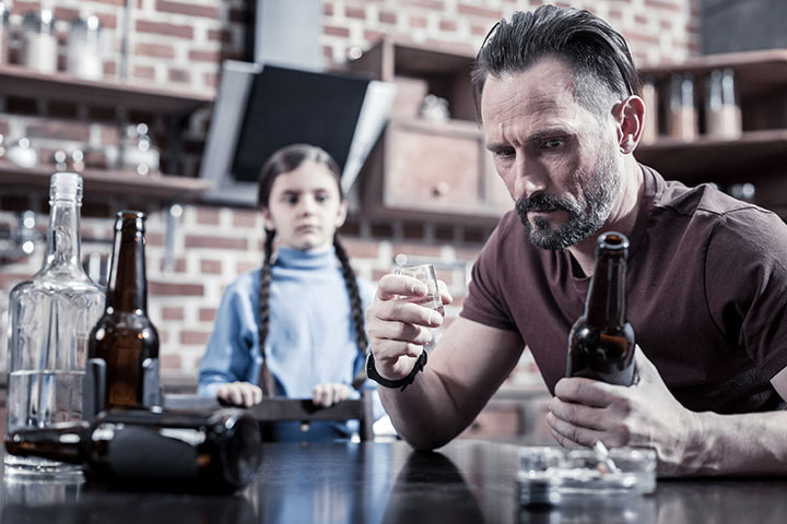 How to deal with Alcoholic parents